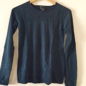 """JNY"" Forest Green Wool Sweater"